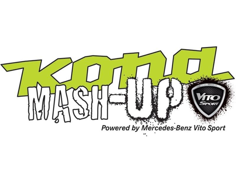 Kona Mash-Up powered by Mercedes-Benz Vito Sport