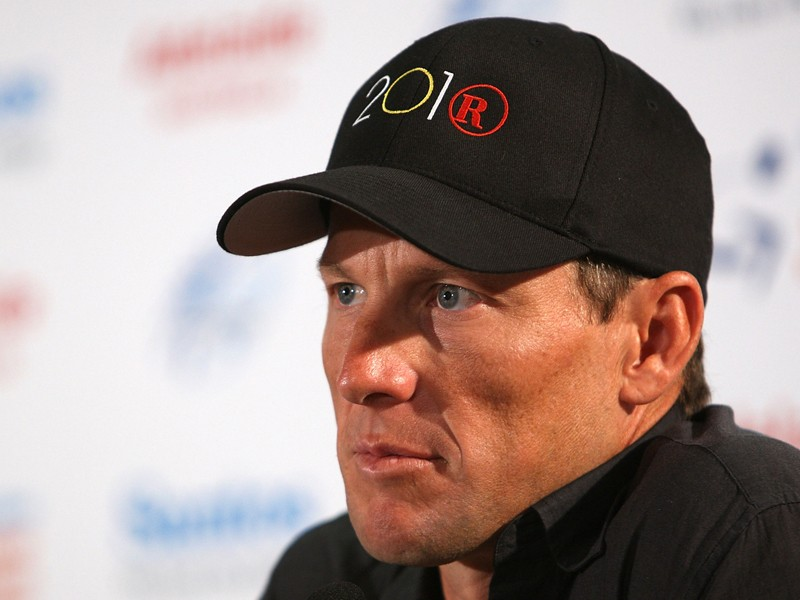Lance Armstrong will appear on Tony Kornheiser's morning show on ESPN today