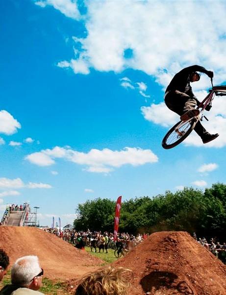 BikeRadar Live 2009
