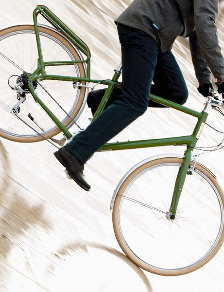 While the new Globe brand is intended to be cool, it's intended to be cool to cyclists, not the mainstream fashion elite