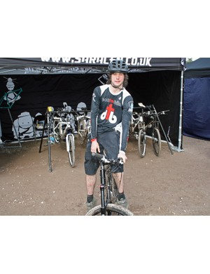 Nigel Matthews works at nearby Bridgtown Cycles and wanted to check out the competition