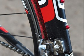 The 105-based gearing with 550 crank  is just OK for the money, but it's a very upgradable frame