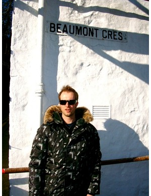 Scott Beaumont finds his spiritual home, round the corner from Danny Mac's gaff