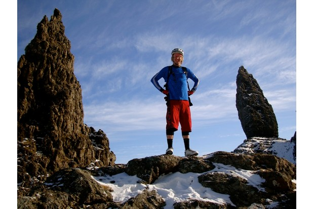 Doddy - taller than the Old Man of Storr. Official