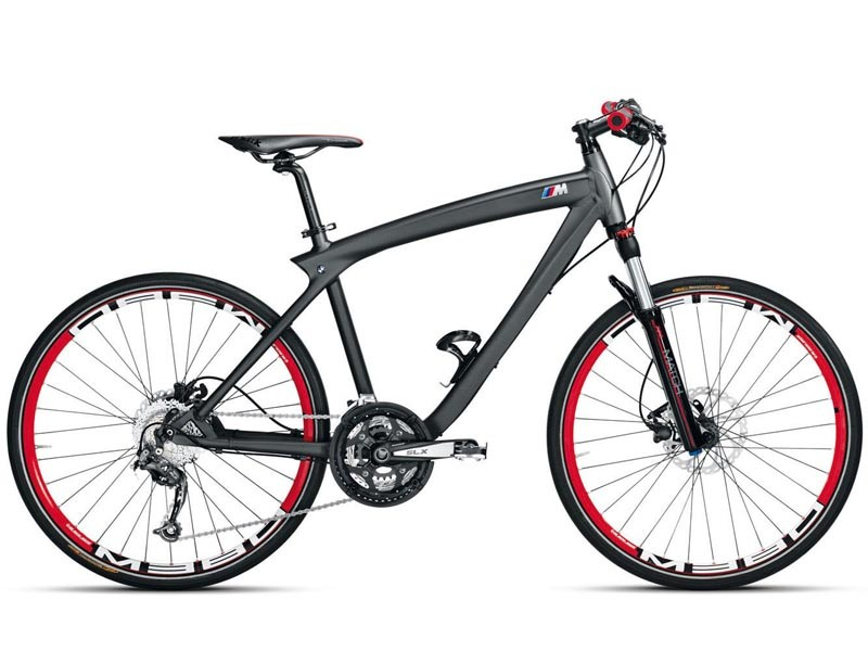 BMW to sell M series bicycle