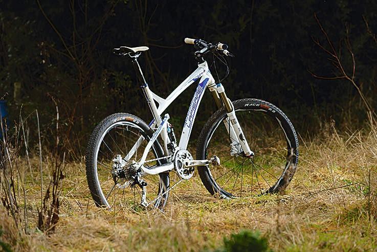 Lapierre X-Control 410 - BikeRadar
