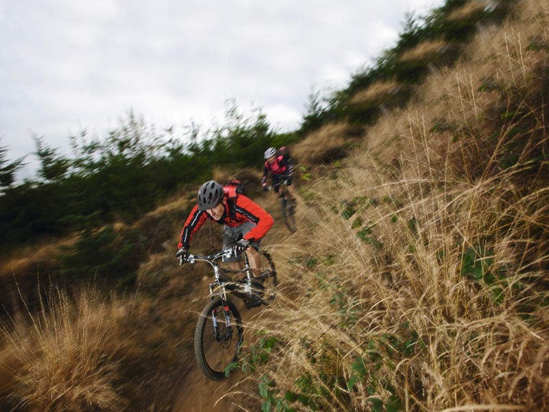 Afan's Penhydd mountain bike trail to close