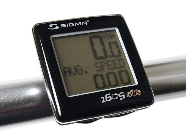 Sigma BC 1609 STS computer