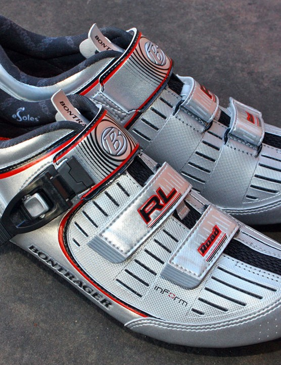 Bontrager has corrected the major flaws in last year's RL Road shoes, making this latest version a much more compelling buy