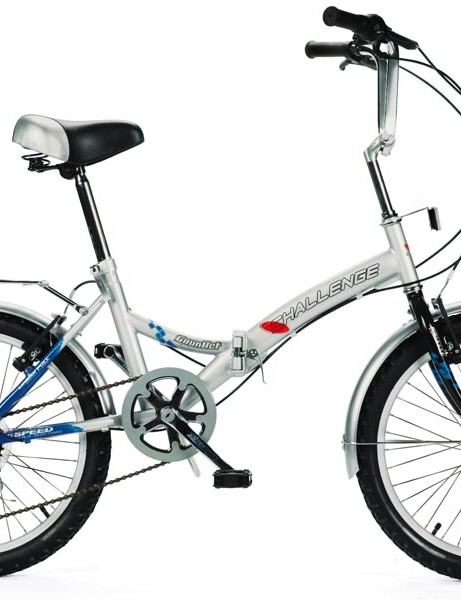 Challenge Folding City 6 Gear Bike