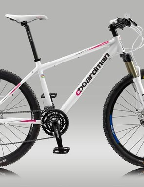 Boardman fi mountain bike