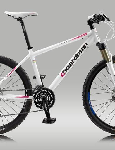 Boardman fi mountain bike
