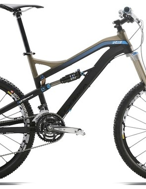 The Rallon 30 features a mostly Shimano SLX parts pick.