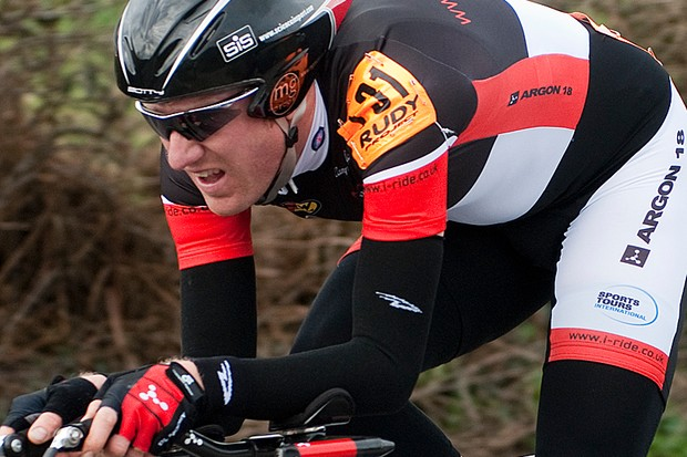 Matt Bottrill wins opening round of Rudy Project series