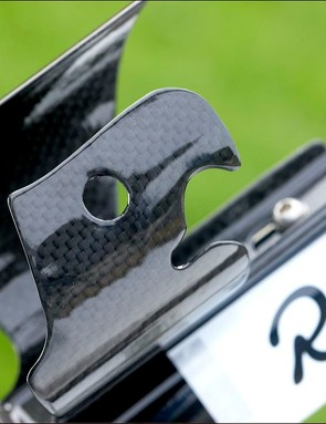 Carbon cage goes with the frame