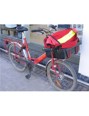 Royal Mail have been using Pashley Mailstar bikes since the 1970s
