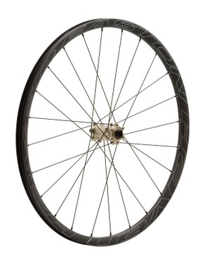 The Haven Carbon front wheel will be convertible between 9mm quick-release, 15mm thru-axle and 20mm thru-axle standards