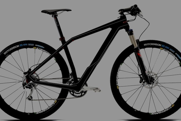 2011 Alma 29er spy shot