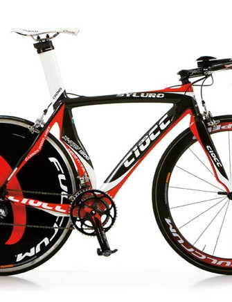The Syluro Crono – the bike developed especially for the rigours of London-Milano
