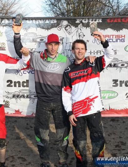 Men's pro podium