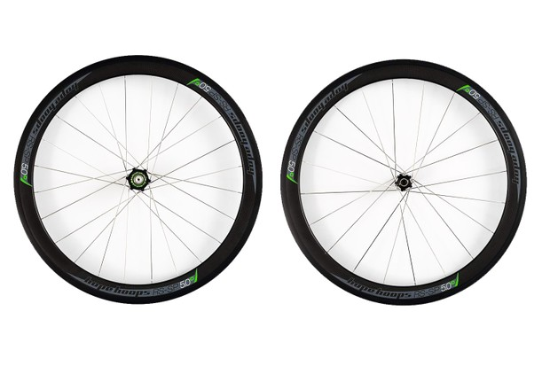 Hope Pro 5.0 Carbon tubular wheelset