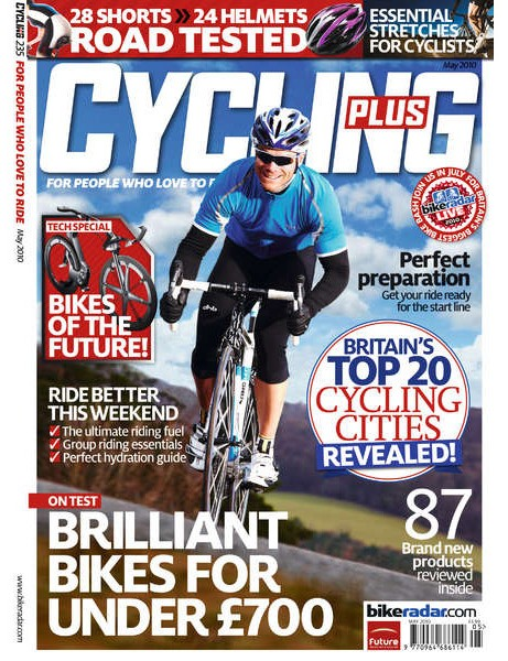 Cycling Plus is available at most Sainsbury's stores