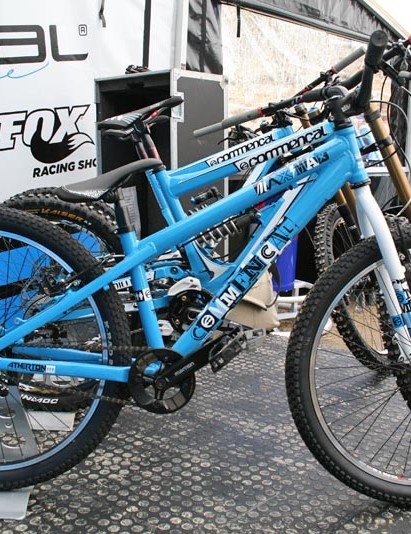 Commencal MaxMax team edition