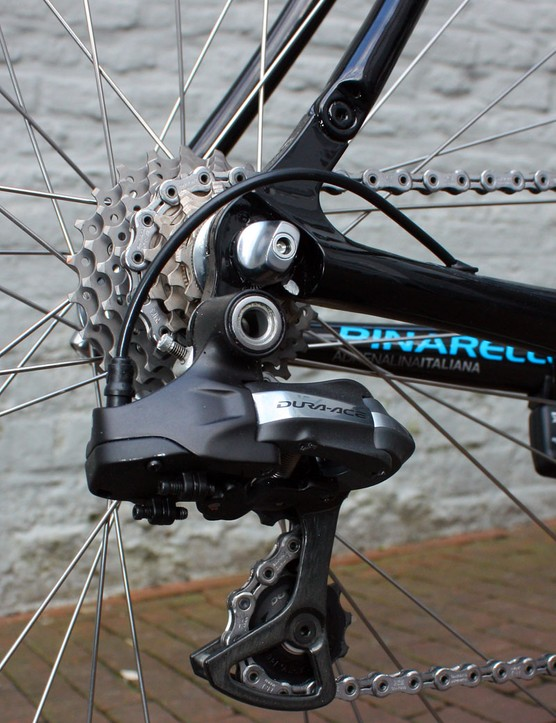 Pinarello says it will offer the new KOBH 60.1 in both Di2-specific and standard configurations.
