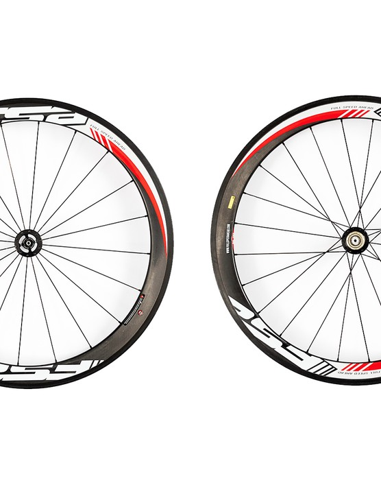 FSA RD 488 tubular road wheelset