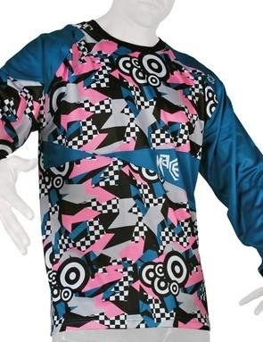 Mace Caliber jersey - Punk graphics