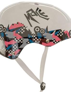 Mace C4 helmet - Punk graphics