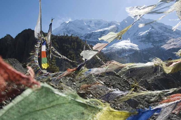 Round-the-world cyclist Pushkar Shah hopes to place the flags of all 150 countries he has visited on his tour on the summit of Mount Everest.