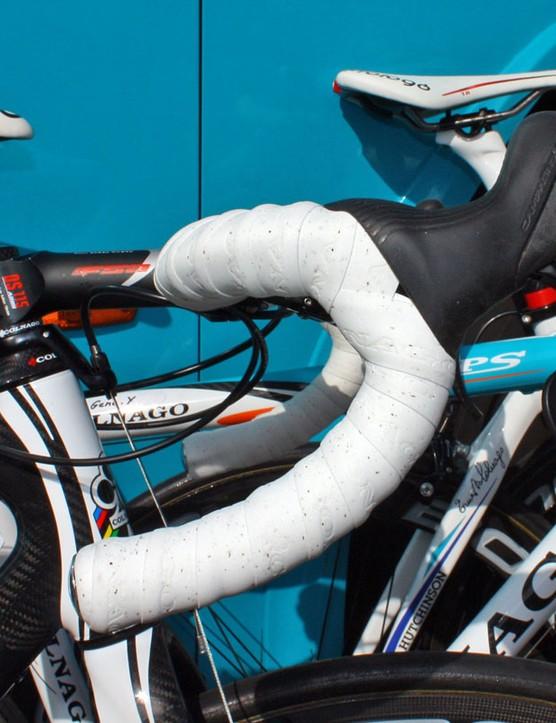 Bonnet will use FSA's compact bend for Paris-Roubaix.