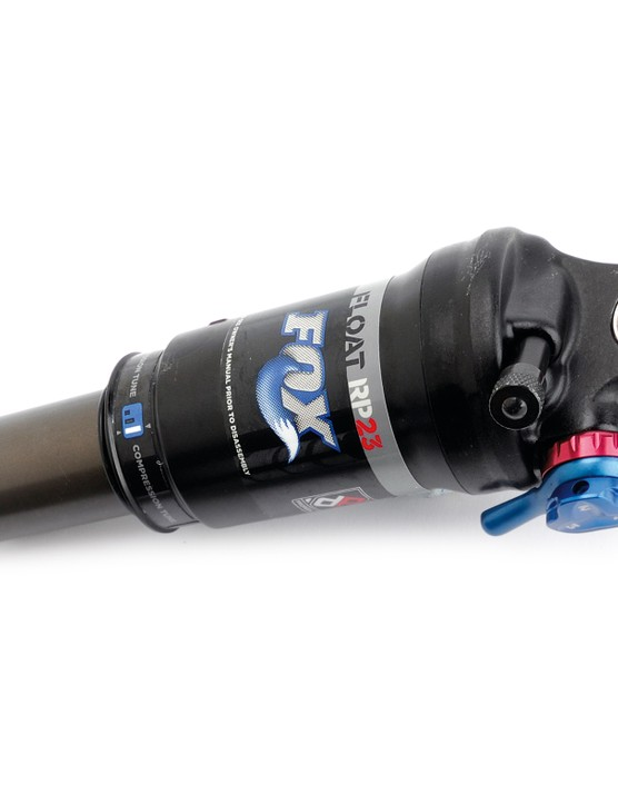 Fox RP shock air can service