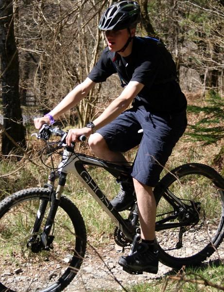 Ghost rider – Liam Brindley