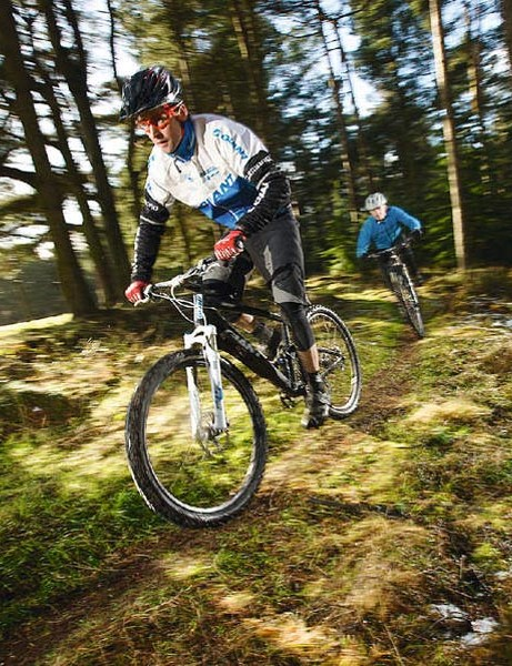 Oli Beckingsale will be riding the World Cup course