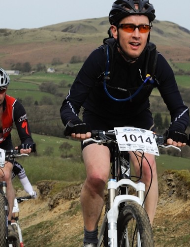 Over 1300 riders took part in the first Marathon of 2010