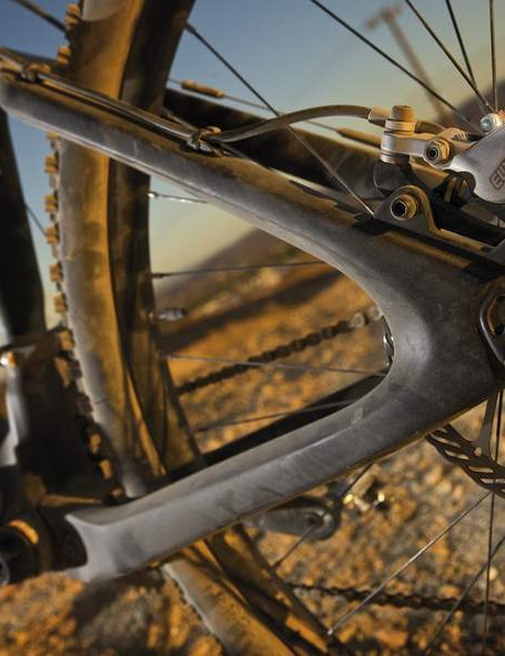 Flip over to singlespeed and you get a bottle opener on the switchable drop-out