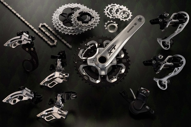 Shimano Deore XT Dyna-Sys