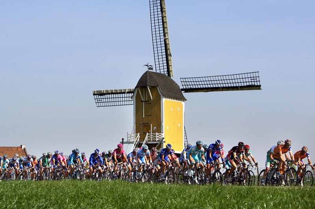 Alejandro Valverde hopes to do more than tilt at windmills in this Sunday's 45th Amstel Gold Race