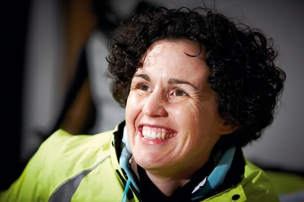 Team Cycling Plus member Kay Bowen
