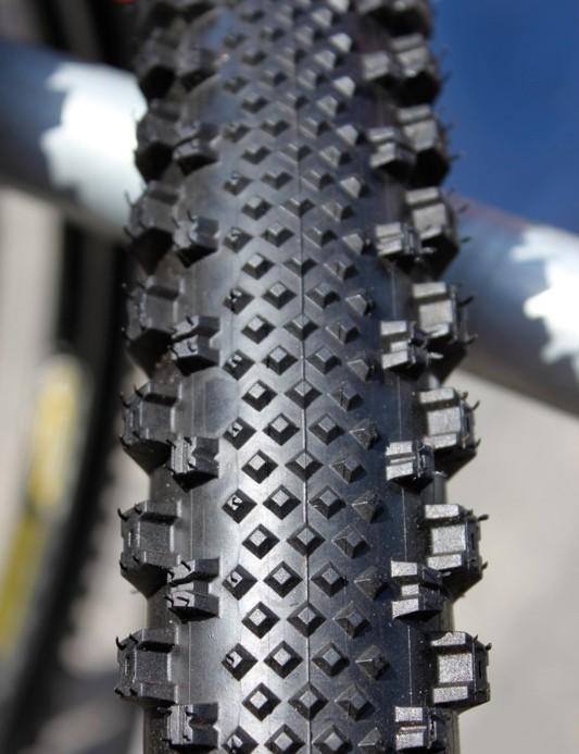 Kenda's Happy Medium, Eric Carter's new tyre