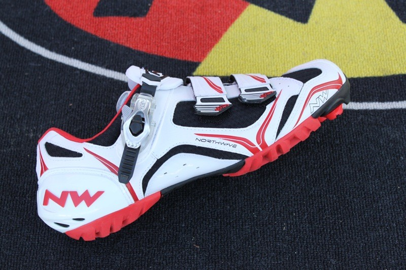 Northwave's new Razer mountain bike shoe.