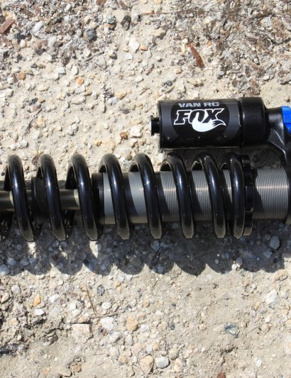 Fox's buget minded Van RC rear shock