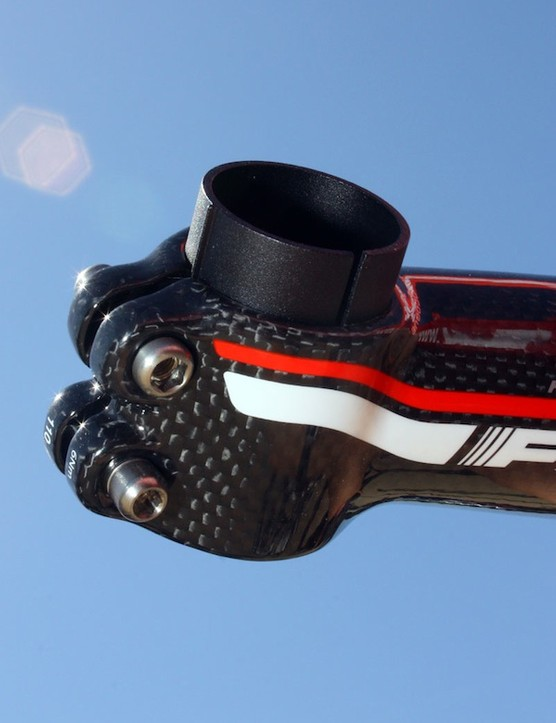 FSA designed the new K-Force Light stem around a 1 1/4