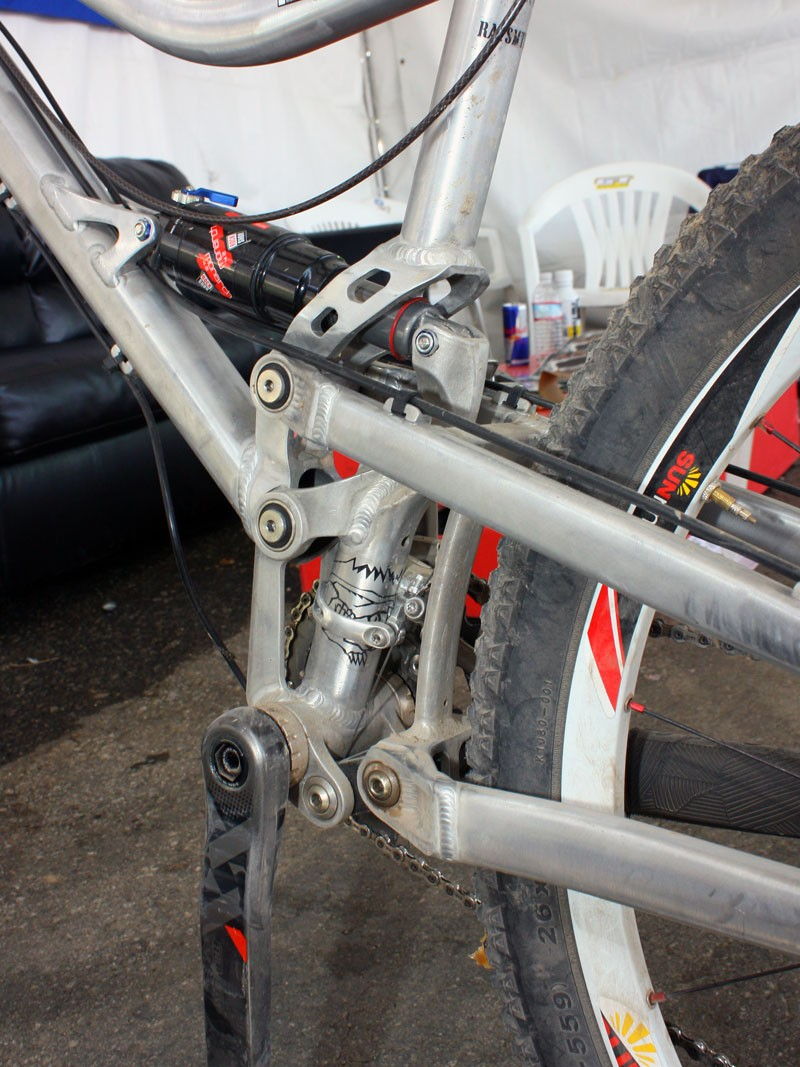 The new Teocali will retain Mongoose's effective FreeDrive suspension design.