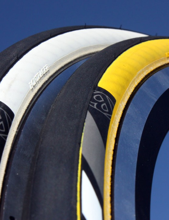 Bontrager's unique Aero Wing feature fills in the gap between the tyre casing and rim hook for smoother airflow