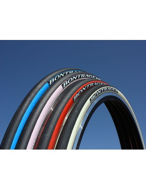 Bontrager will offer their second-tier R3 road tyre in seven colours