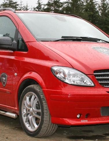 Mercedes Vito Sport Brabus edition