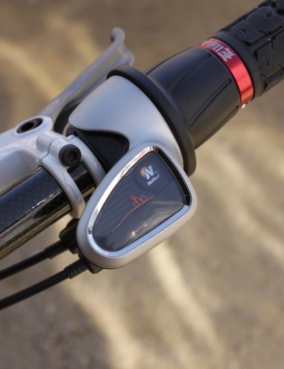 Nuvinci also revised the shifter that controls its hub.